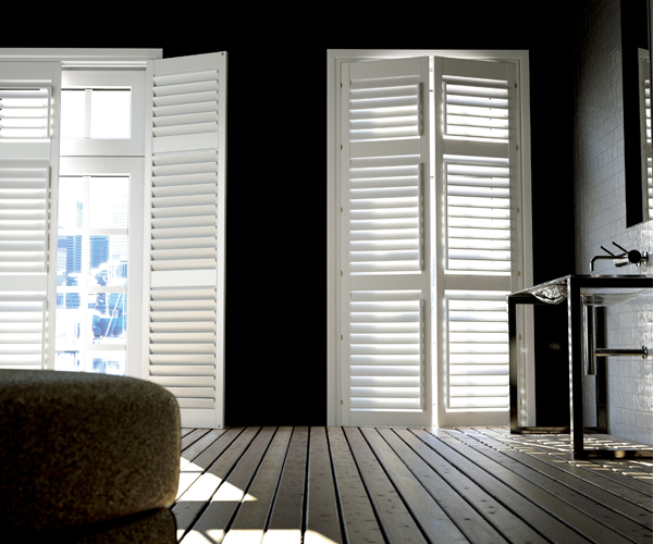 Finestra Wood Shutter Collection