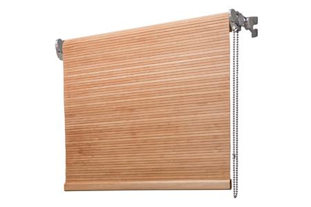 Bamboo wood - Persianas bambu exterior ...