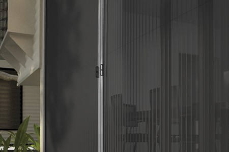 Mosquitera plisada con cierre doble lateral Mosquitera plisada precio